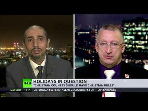 Should Muslim holidays become public holidays? (Debate)