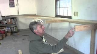 Garage Remodel Part 2 Workbench Build