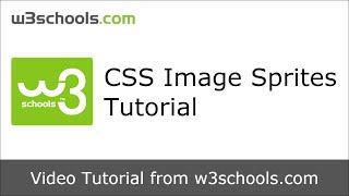 w3schools css image sprites tutorial