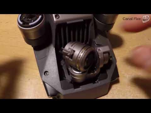 Dji Mavic Pro Lens Repair / replacement