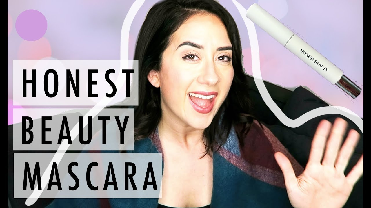 a9f0df7a8c1 I Try Honest Beauty Truly Lush Mascara and Primer | Green Beauty Review