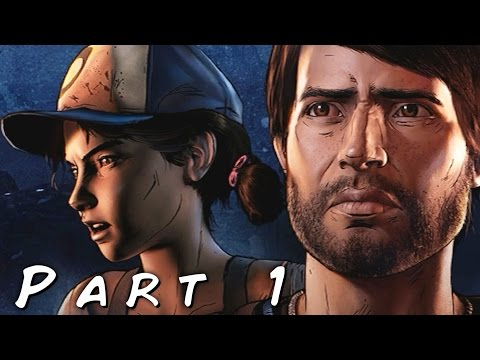 THE WALKING DEAD SEASON 3 A New Frontier Walkthrough Gameplay Part 1 - Clementine (Episode 1)