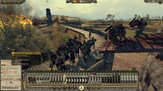 total war atila defend of corduba