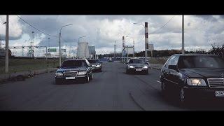 """Фильм """"КАБАН"""". Mercedes W140"""