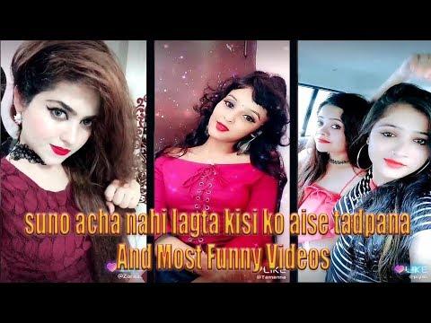 Hue bechain pehli baar | Suno acha nahi lagta kisi ko aise tadpana | Musically videos