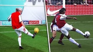 Jimmy Bullard Recreates | Thierry Henry's ASTONISHING turn & flick top bin!