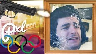 NEW VIRAL CHALLENGE?!   Pxl Olympics   ROBLOX Phantom Forces