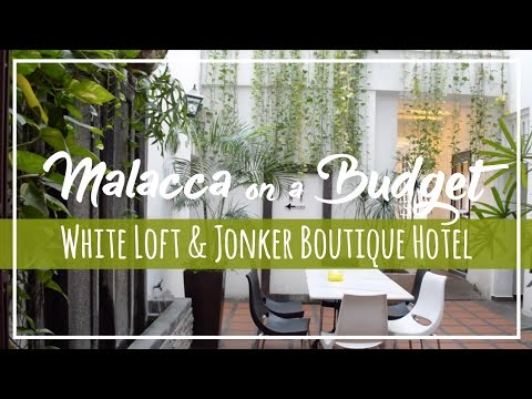 Malacca | 2 Cool Boutique Hotels on a Budget
