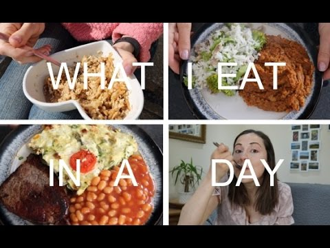 What I Eat In A Day (Slimming World) | Tastefully Vikkie