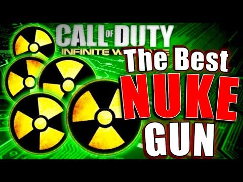 BEST GUN FOR GETTING A NUKE! EASY DE-ATOMIZER STRIKE TIPS!