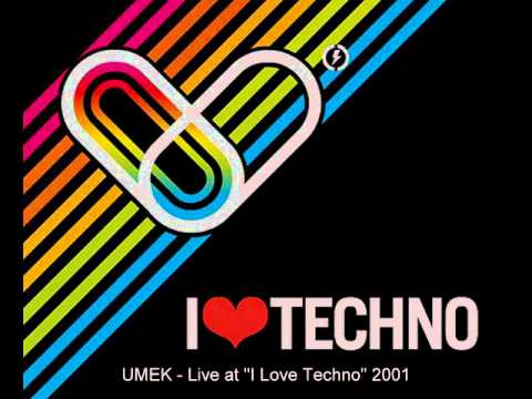 UMEK live @ I LOVE TECHNO 2001