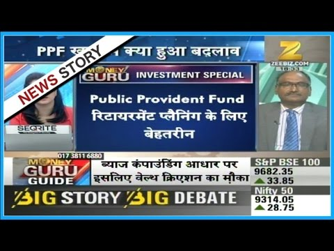 Money Guru | Should investors invest in PPF after changes on interest rates?