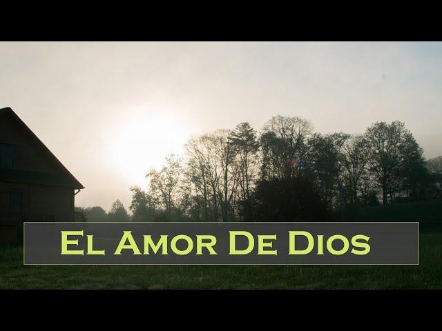 Carlos Mejia | El Amor De Dios