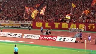 明治安田生命J1リーグ 第23節:名古屋グランパス vs サガン鳥栖 2018...
