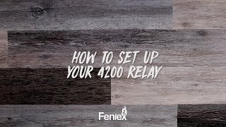 Feniex Flash // How to Set Up Your 4200 Data Link Relay