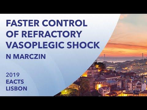 Faster control of refractory vasoplegic shock | Nandor Marczin | EACTS 2019