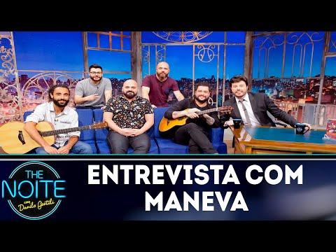 Entrevista com Maneva  The Noite 301118