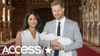 Royal Baby Archie's Birth Certificate Released – And It Reveals A Lot! | Access