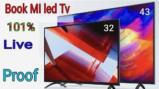 MI led tv ko flase sell me book keise kare !! Live Proof 101%!!
