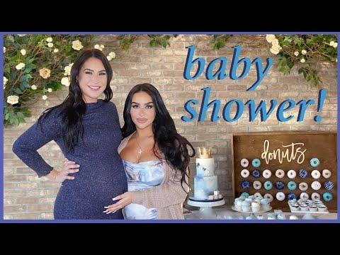 BABY SHOWER VLOG