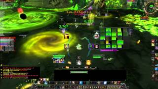 The Dragonfell Tribe versus Archimonde [heroic] [holy priest PoV]