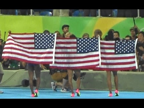 2016 Brianna Rollins Rio Olympic Athletics W 100mH Final