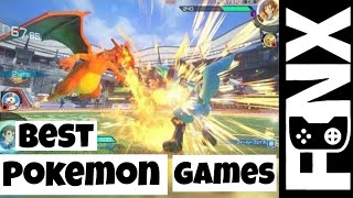 How To Download And Play Best High Graphics Pokemon Games On Android [In HINDI]  + Download Links