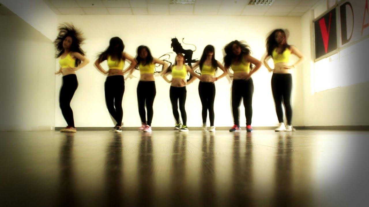 [HotChicksCrew2013] Maniac - Girlicious Dance [ Full HQ ...