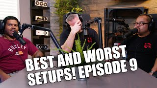 Reacting to YOUR Best and Worst Setups!