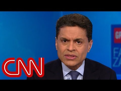 Fareed Zakaria: Trump resigned US as world's leader