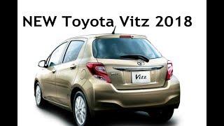 NEW Toyota Vitz 2018 MODEL BEST CAR MODEL