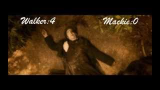Abraham Lincoln  Vampire Hunter 2012 Killcount