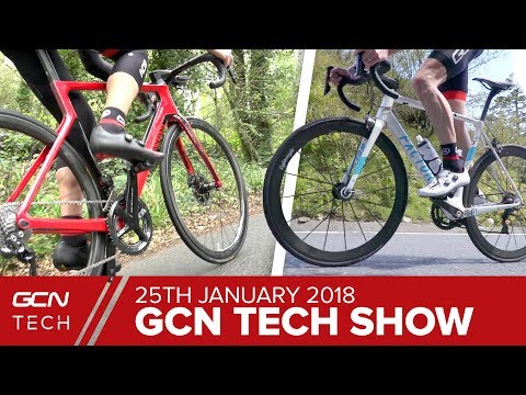 Is There Any Difference Between Superbikes? | The GCN Tech Show Ep. 4