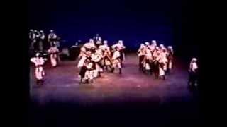 Moldavia: Moldvai Csángók (Ethnic Dance Theatre)