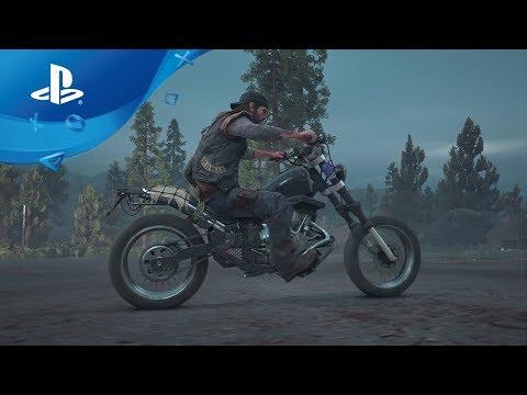 """0 - Ein atmosphärischer Trailer für das Zombie-Game """"Days Gone"""""""