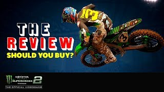 Supercross The Game 2 – The Review – Should You Buy It?