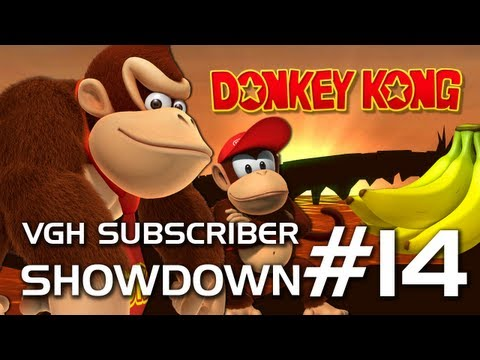 Favorite Donkey Kong Character? (DKC Returns 3D Special) VGH Subscriber Showdown