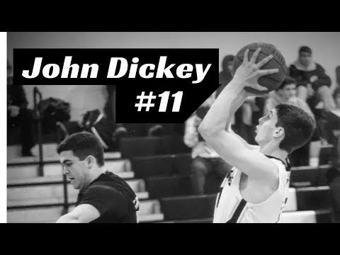 John Dickey Highlights - 2018 Junior Year
