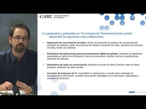 Presentación Grados de Informática, Multimedia y Telecomunicación