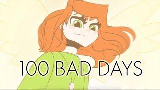 100 Bad Days |Animation MEME| Video