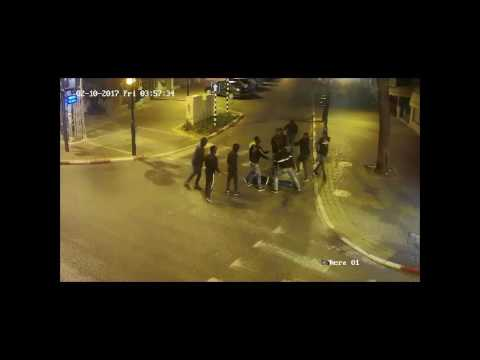 רחובות היום: צפו בקטטת הצעירים ברחובות