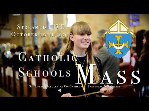 2017 Catholic Schools Mass