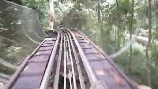 Datanla Rollercoaster in Da Lat, Vietnam