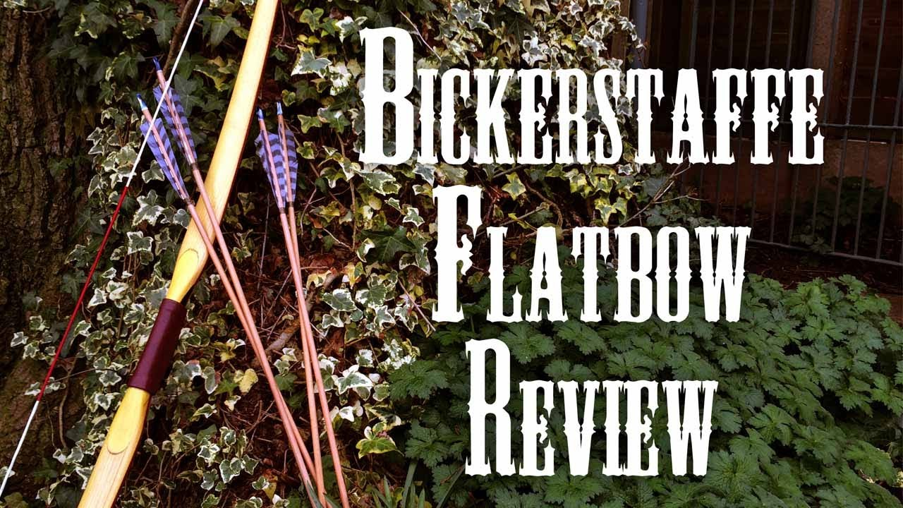 Bickerstaffe Flatbow Review Youtube