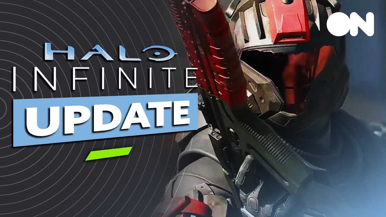 Halo Infinite Gameplay | NEW WEAPONS, NEW ARMOUR SETS + MORE | Halo Update