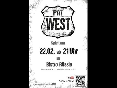 Pat West @ Bistro Rössle