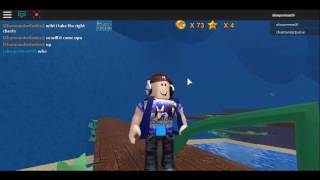 un monstruo en el agua (super mario roblox 64)