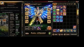 Legend Online - ♦♠KORINGA♥♣ Lvl 45. 976k - Up INSANO para o lvl 50