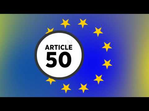 What is Article 50? | CNBC International
