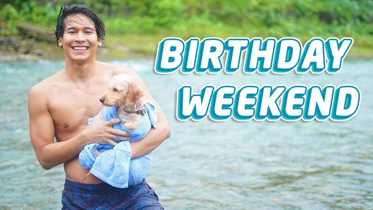 HOW I SPENT MY BIRTHDAY (NALIGO AKO SA ILOG!) | Enchong Dee